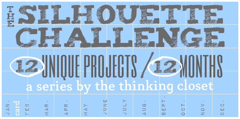 The Silhouette Challenge by The Thinking Closet